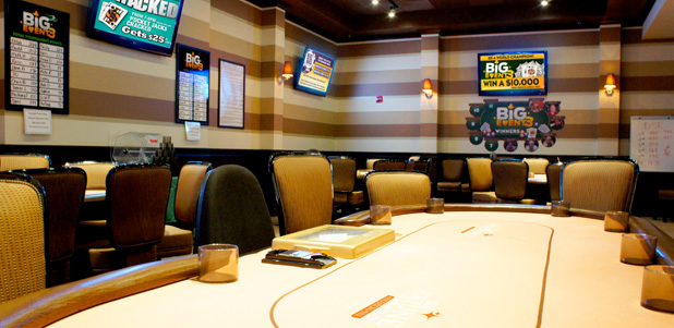 club fortune casino poker room