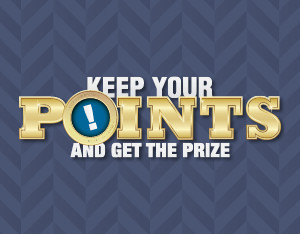 Keep Your points