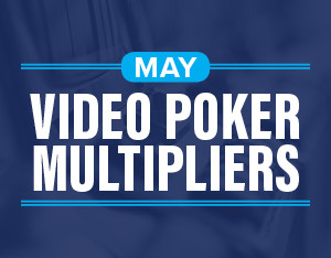 vidoe poker multiplier