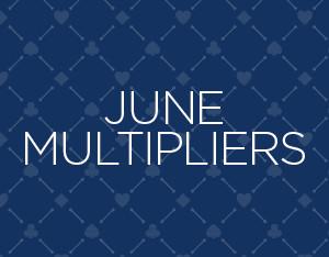 June Multiplier