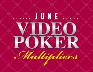 June Video Poker